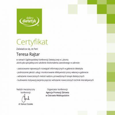 certyfikat-dietetyk-teresa-rajtar-3