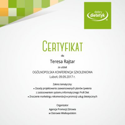 certyfikat-dietetyk-teresa-rajtar-5