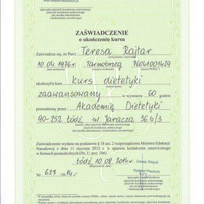 certyfikat-dietetyk-teresa-rajtar-6